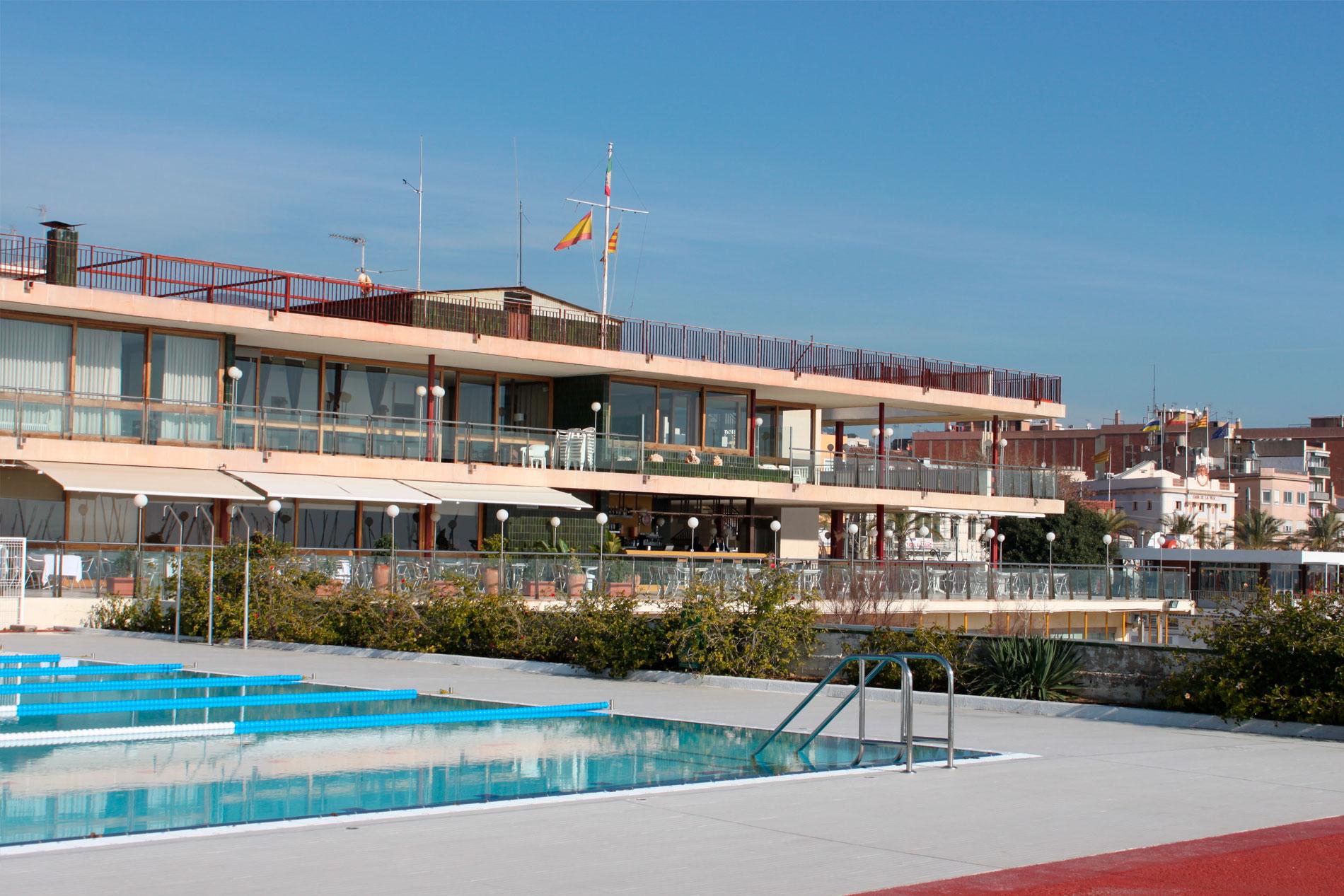 Club Nàutic el Masnou, escola, vela, esport, salut, platja, mar