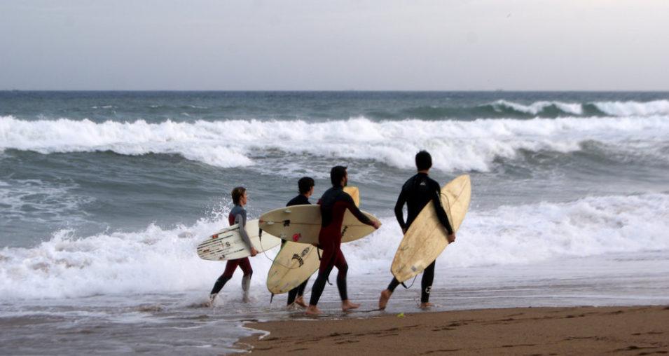 surf, platja, onades, cnem, club nàutic el masnou, escola, beach area, joves