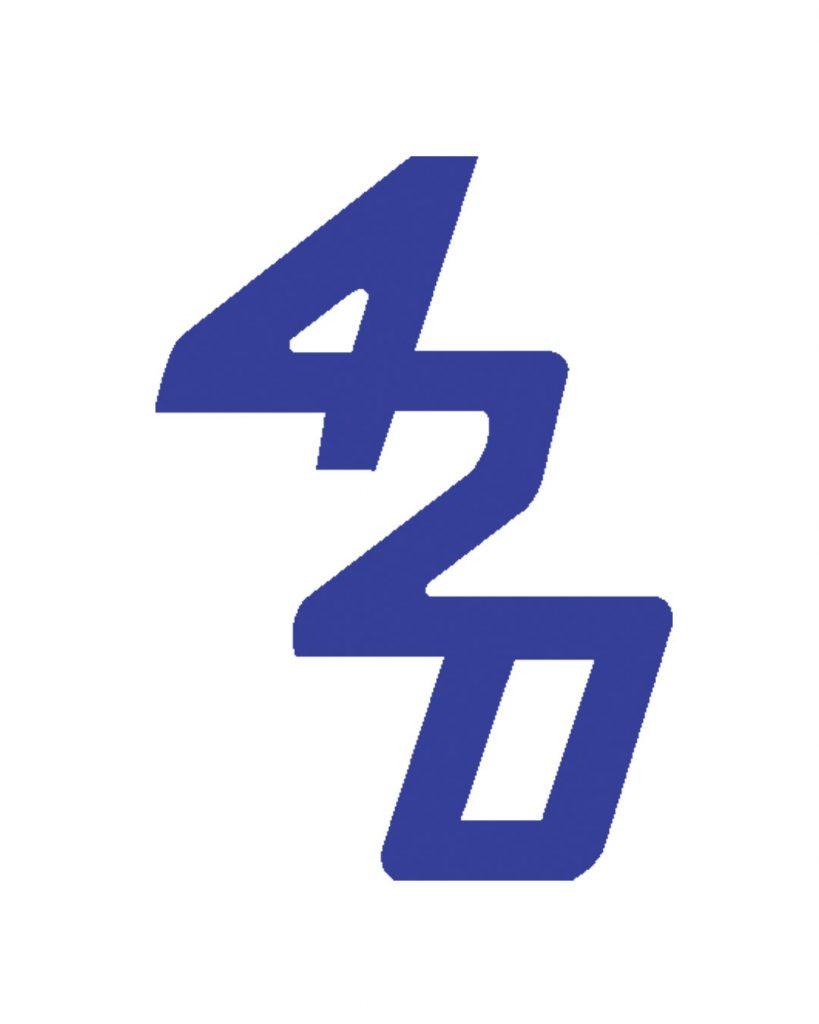 420, logo, classe, vela