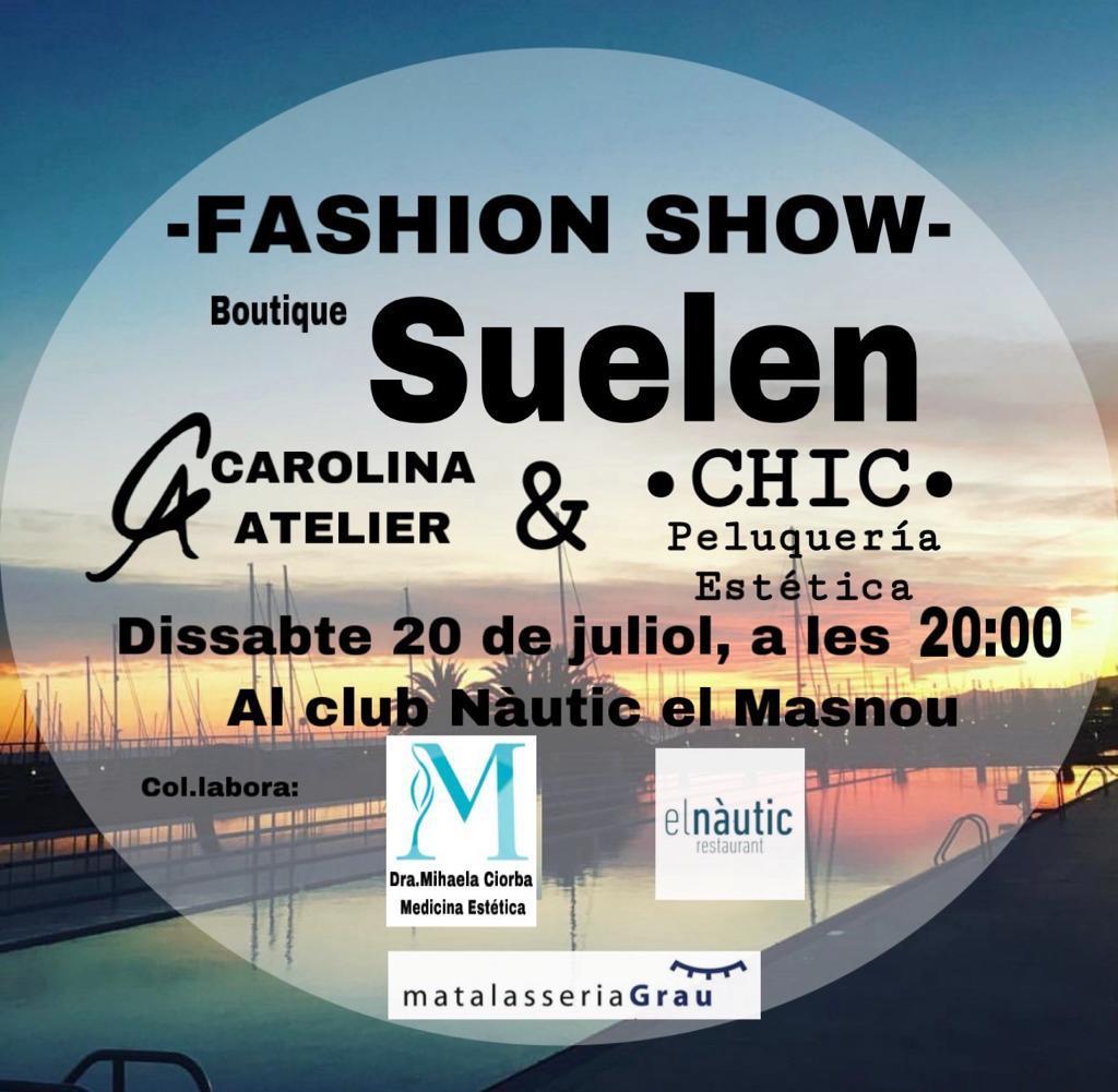 Desfilada de Moda Boutique SUELEN 2019 - Social -
