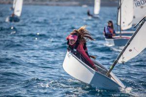 OPTIMIST: REGATA MAR D'EMPURIES 2019 - 28 i 29 de setembre al Club Nàutic l'Escala. - Vela -