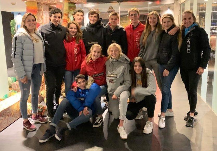 flota, equip, europa, 2019, trofeu ciutat de palma, cristina pujol