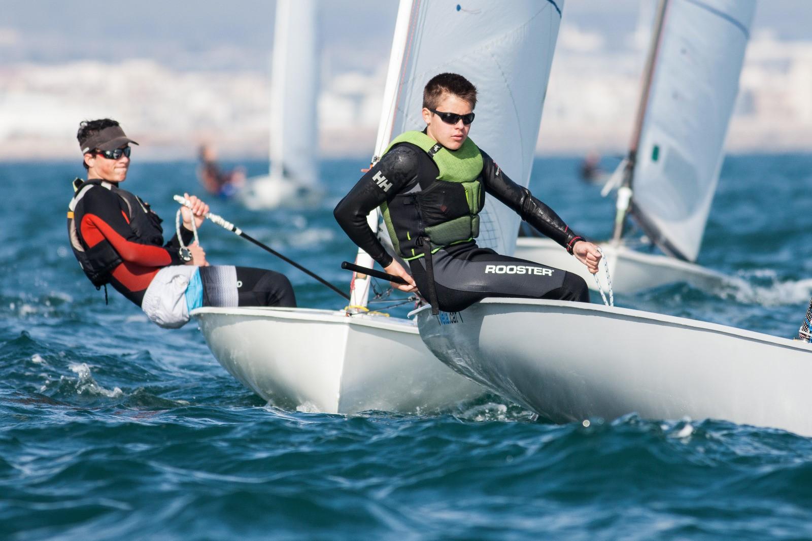 EUROPA i 420: CAMPIONAT DE CATALUNYA; 1,2,8 i 9 de febrer de 2020 al Club Nàutic Vilanova i la Geltrú - Vela -