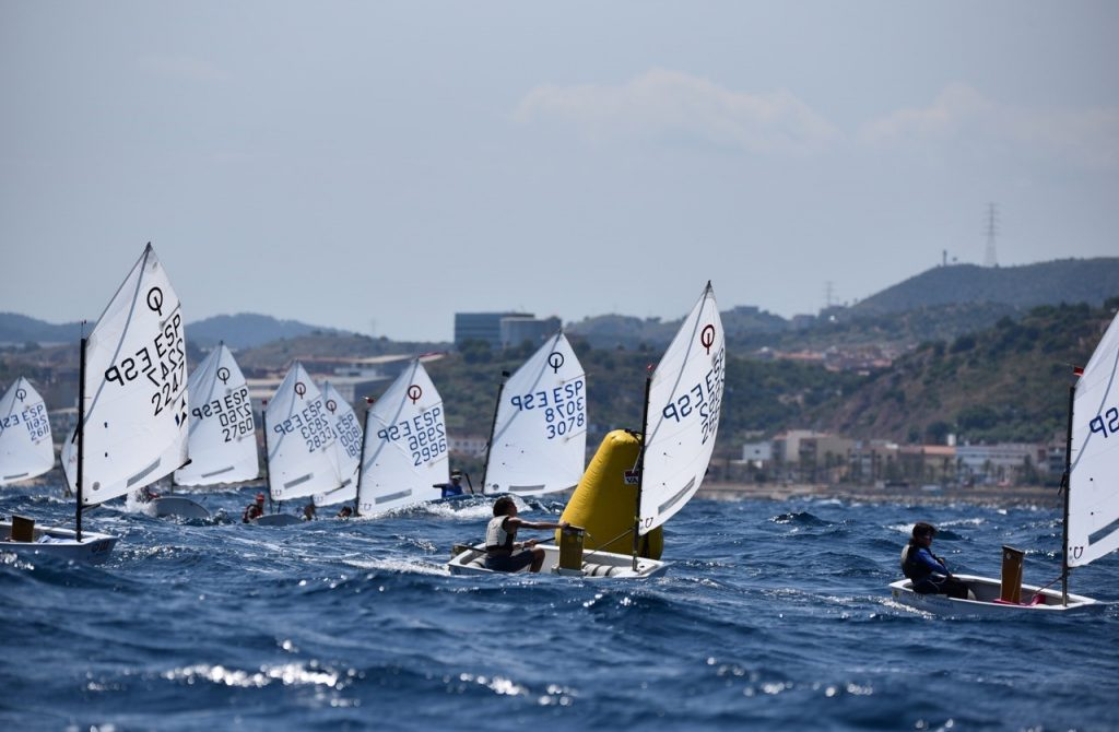Trofeu Marsà, 2020, regata, optimist