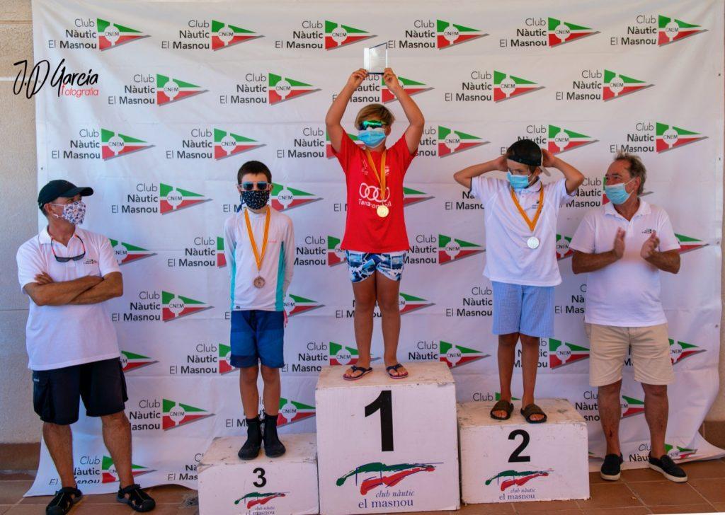 Campionat de Catalunya de la classe Optimist G1 i G2. Trofeu President Marsà. - Vela -