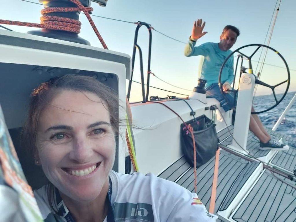 La Natàlia Via-Dufresne i l'Iker Martínez, bronze al Campionat d'Europa Mixt Offshore - 2020, Campionat d'Europa, Iker Martínez, Natàlia Via-Dufresne, offshore -