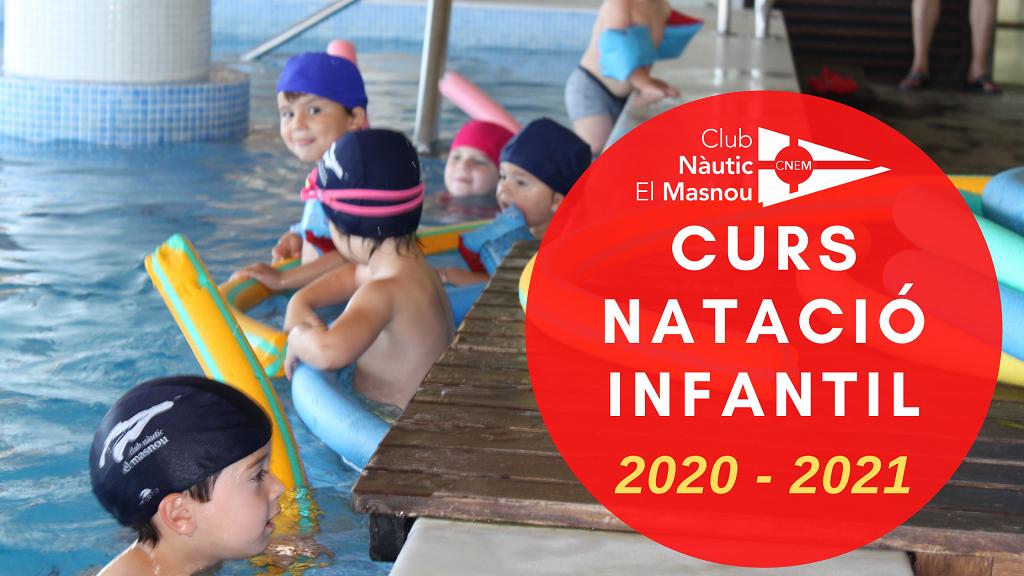 Curs Natació Infantil 2020-2021 - curs natació infantil