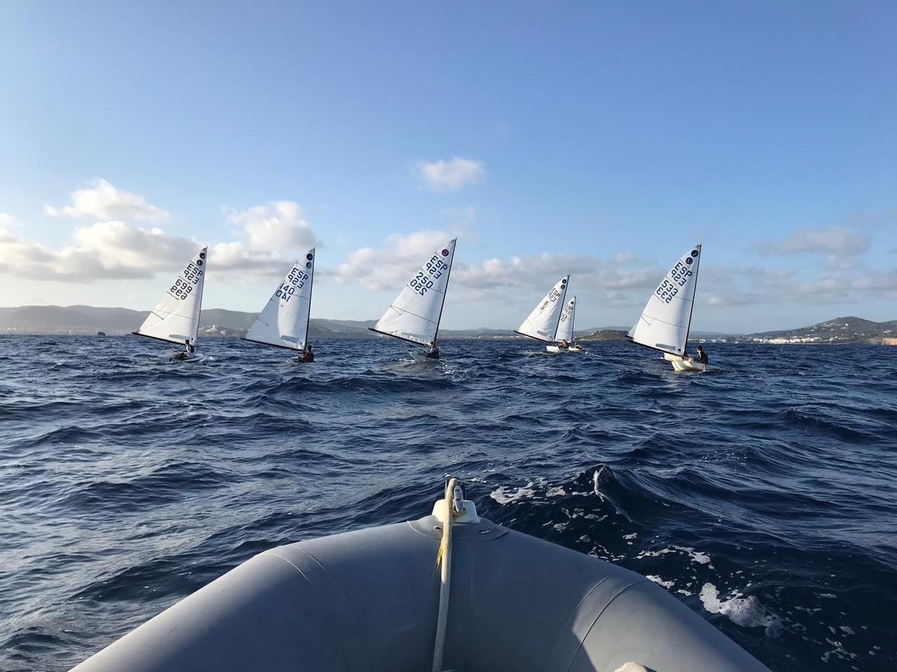 EUROPA: CAMPIONAT D'ESPANYA 2020 a Eivissa del 8 al 12 d'Octubre - Vela -