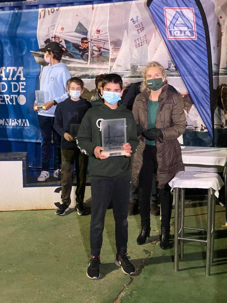 Dani Garcia, sots campió a la regata Puerto Excellence Cup 2021 - 2021, cnem, Dani Garcia, Puerto Excellence Cup, regata, regatista -