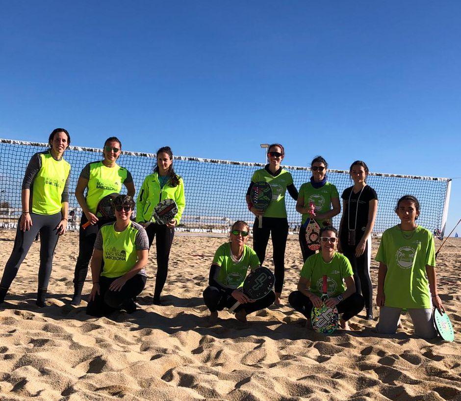 Lliga Catalana de Beach Tennis - Jornada 3: 17/01/2021 - 2021, beach tennis, cnem, platja, tennis, tennis platja -