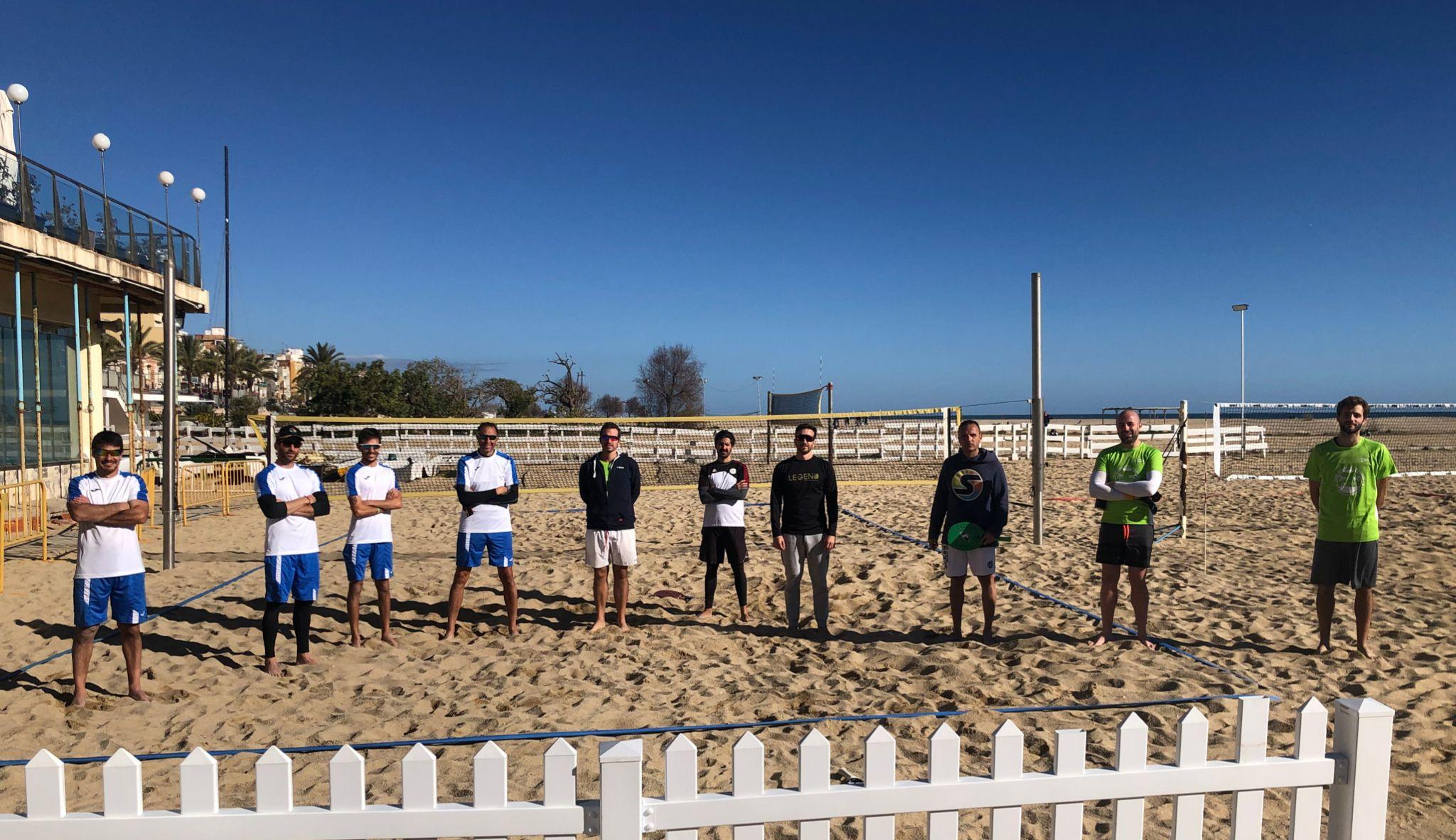 Lliga Catalana de Beach Tennis - Jornada 3: 24/01/2021 - 2021, beach tennis, cnem, platja, tennis, tennis platja - lliga catalana tennis platja