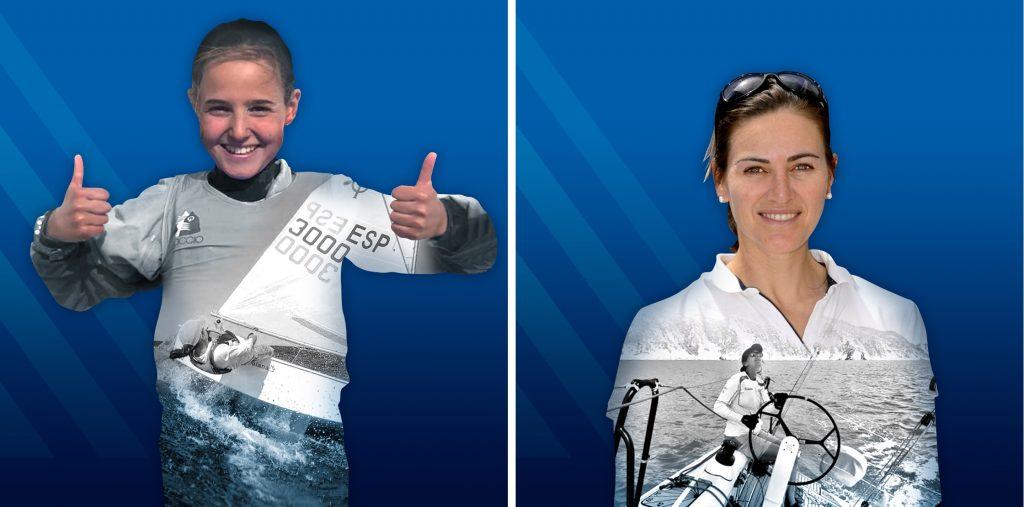 Últimes hores per votar a la Millor Navegant de 2020: Nora Garcia o Natàlia Via-Dufresne - 2021, cnem, Federació Catalana de Vela, Natàlia Via-Dufresne, Nora Garcia - Millor Navegant de 2020