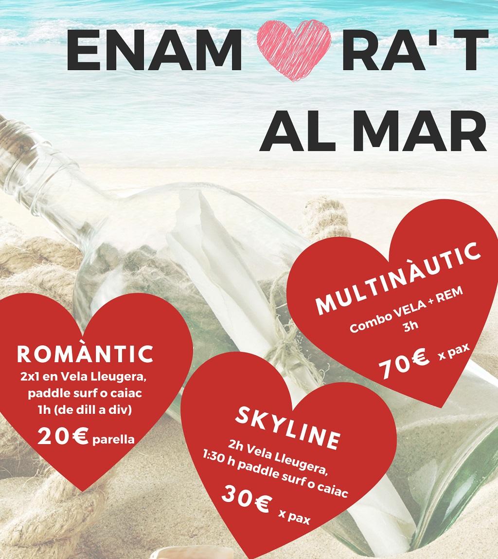 Per Sant Valentí, regala mar - 2021, cnem, pack, sant valentí - Sant Valentí