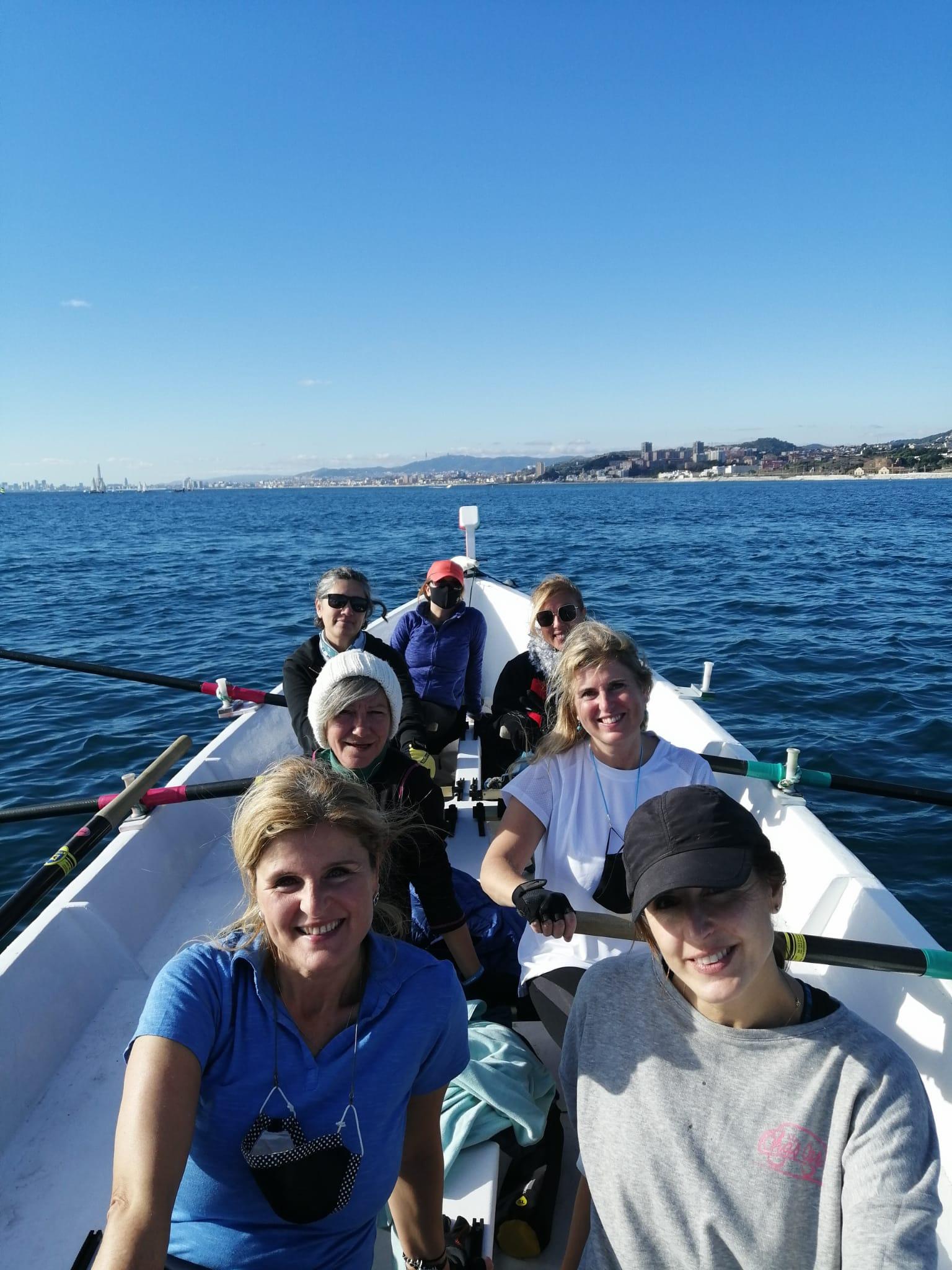 rem, seccio de rem, esport, mar, navegar