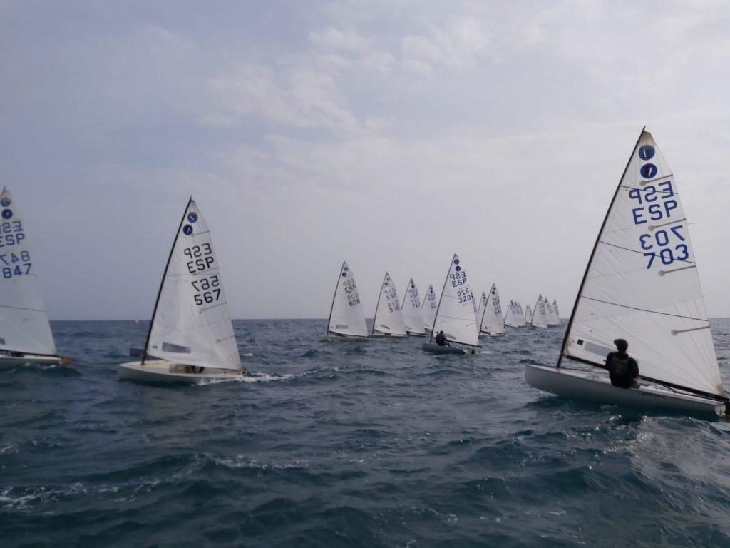 classe Europa, regata, CNEM, 2021
