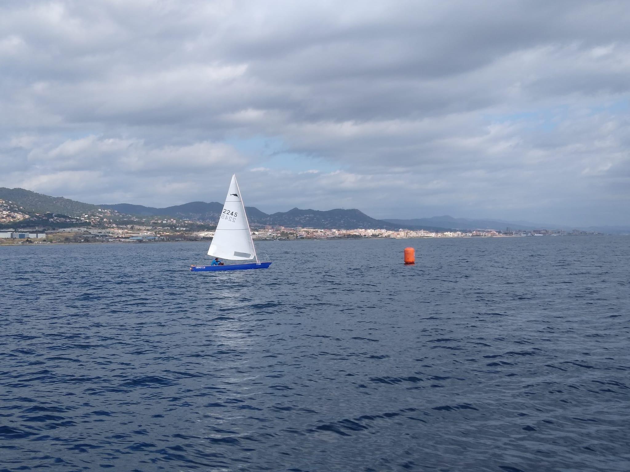 patí català, regata, Gerry St Tropez