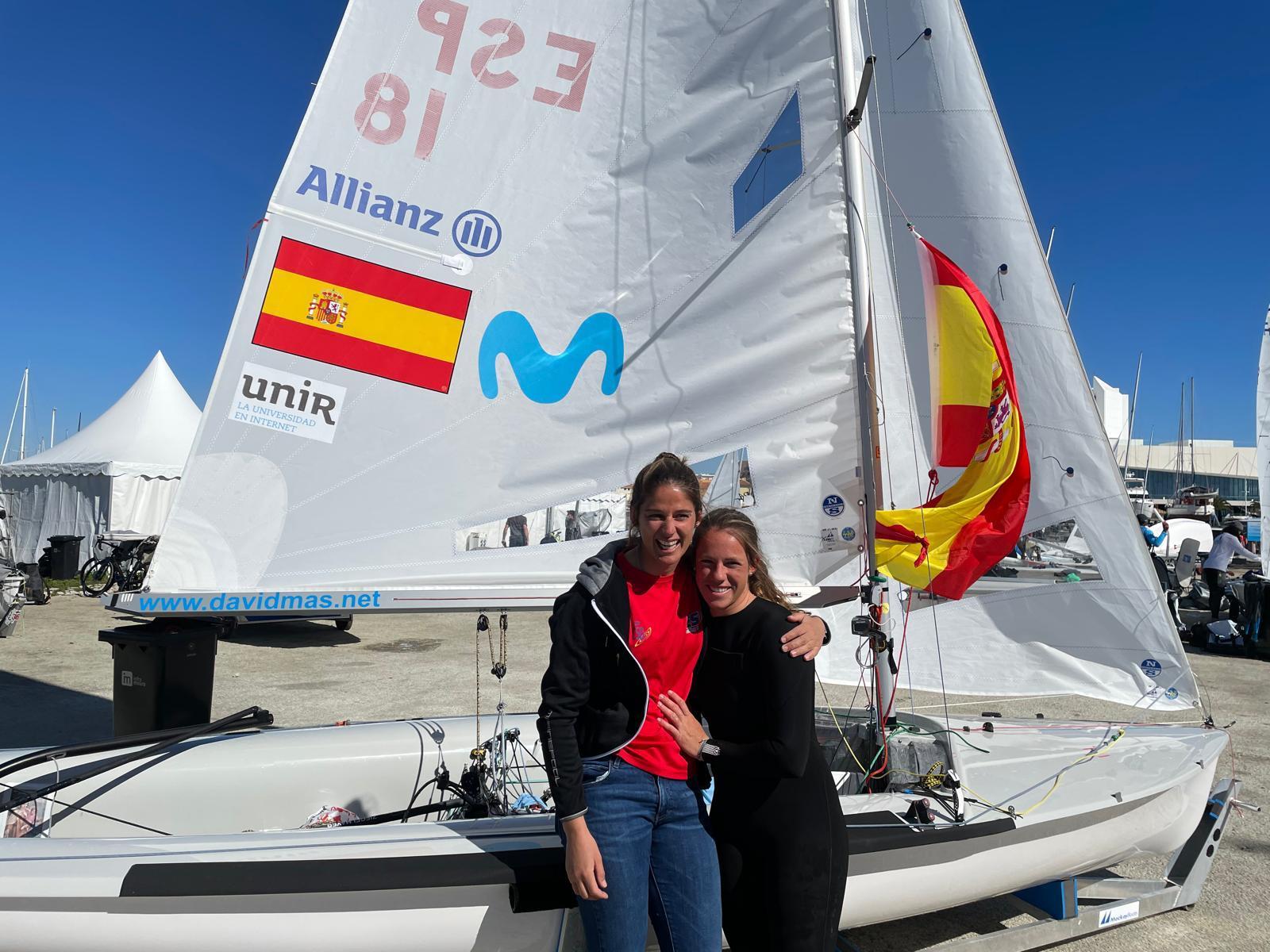Sílvia Mas, campiona del món, 470