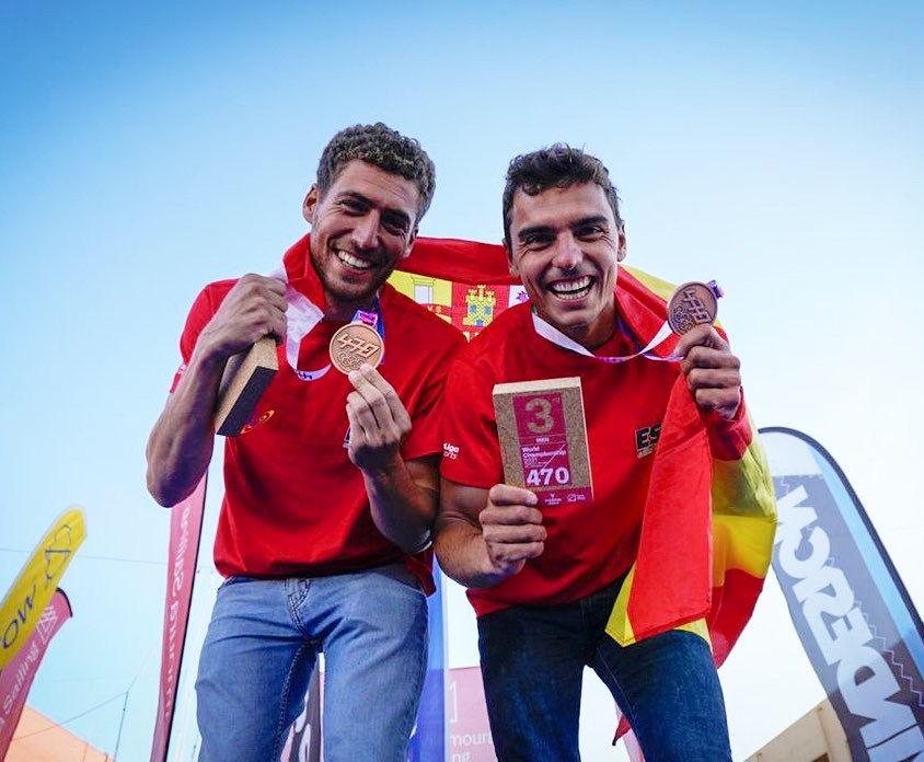 Jordi Xammar, 470, bronze, 2021