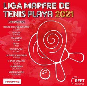 beach tennis, lliga, mapfre