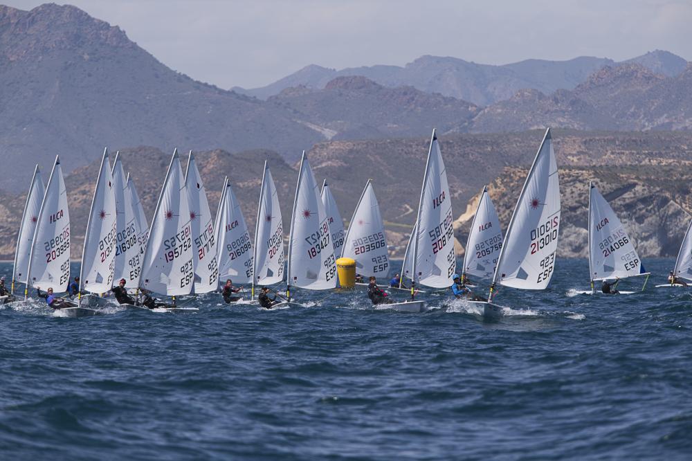 Campionat Espanya, ILCA 6, 2021