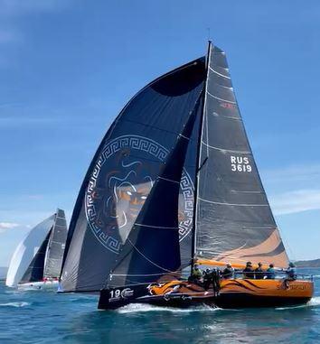 swan 36, Natàlia Via-Dufresne, Sandra Azón, regata