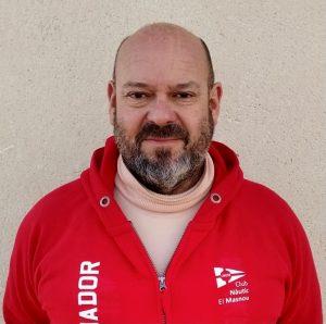 Javier de Urdanibia, laser, entrenador, ILCA, cnem, flota