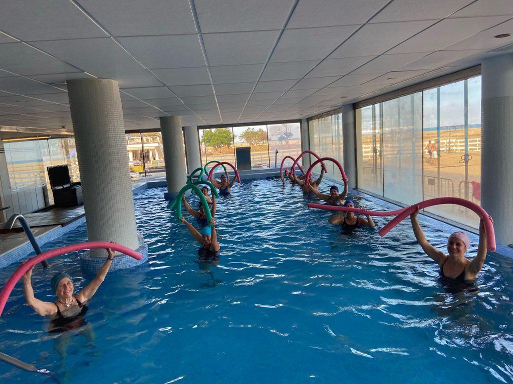 aiguagim-piscina-coberta-esportiva, fitness, interior, instalacions