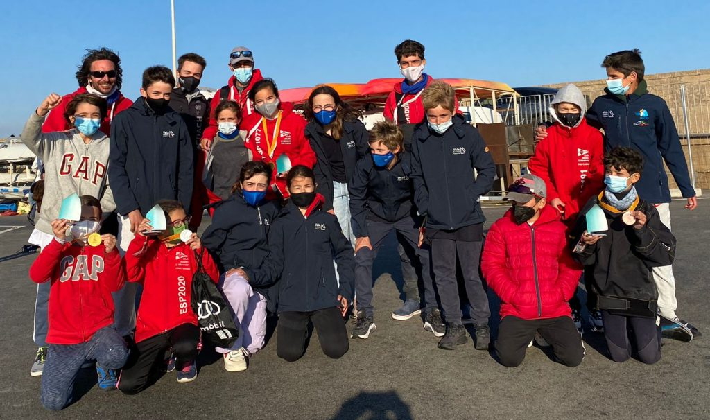 equip, cnem, optimits 2021, Campionat dEspanya