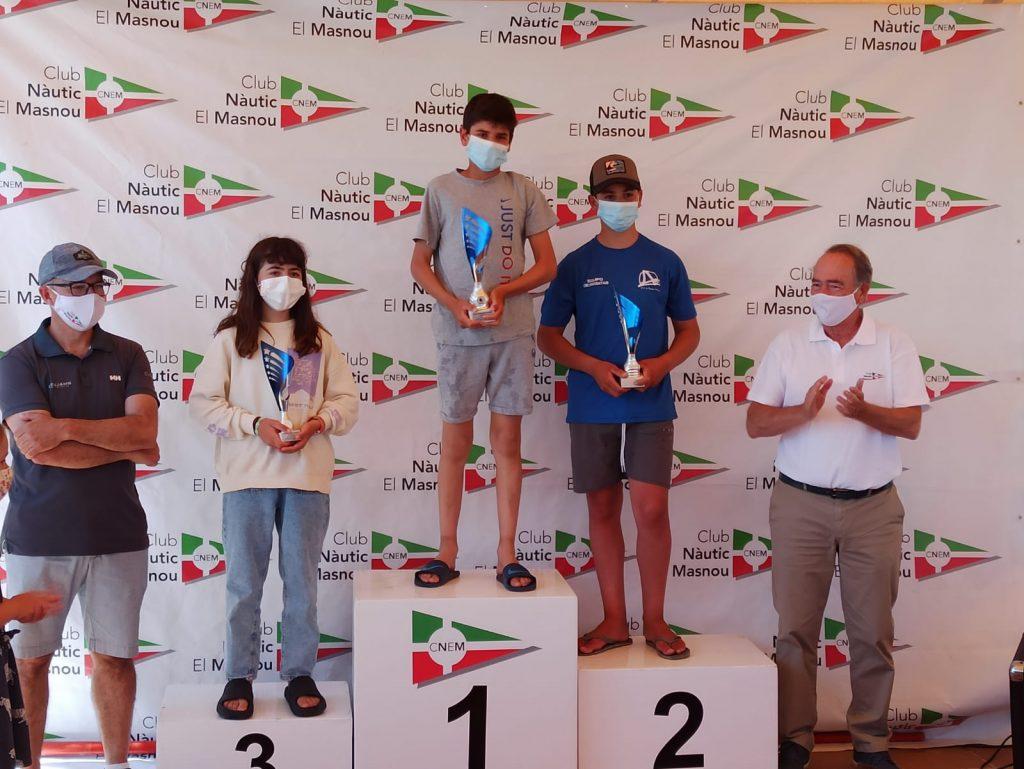 Grans resultats del CNEM al XII Trofeu Marsà d'Optimist - Optimist, regata, Trofeu Marsà - Trofeu Marsà