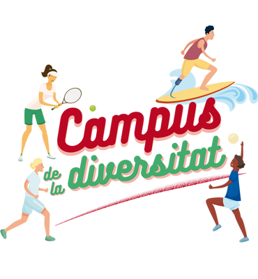 Campus Diversitat, campus, estiu 2021, logo