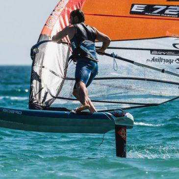 foil, windsurf, IQ foil, regata