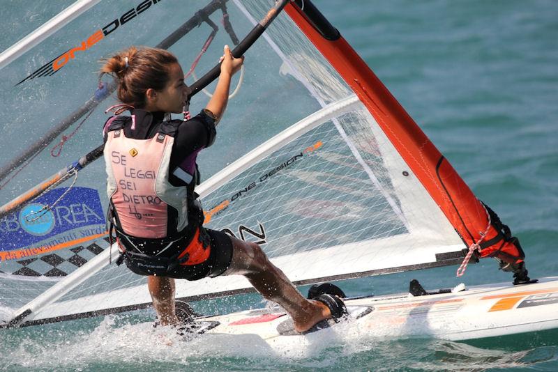 IQ Foil, windsurf, noia, regata
