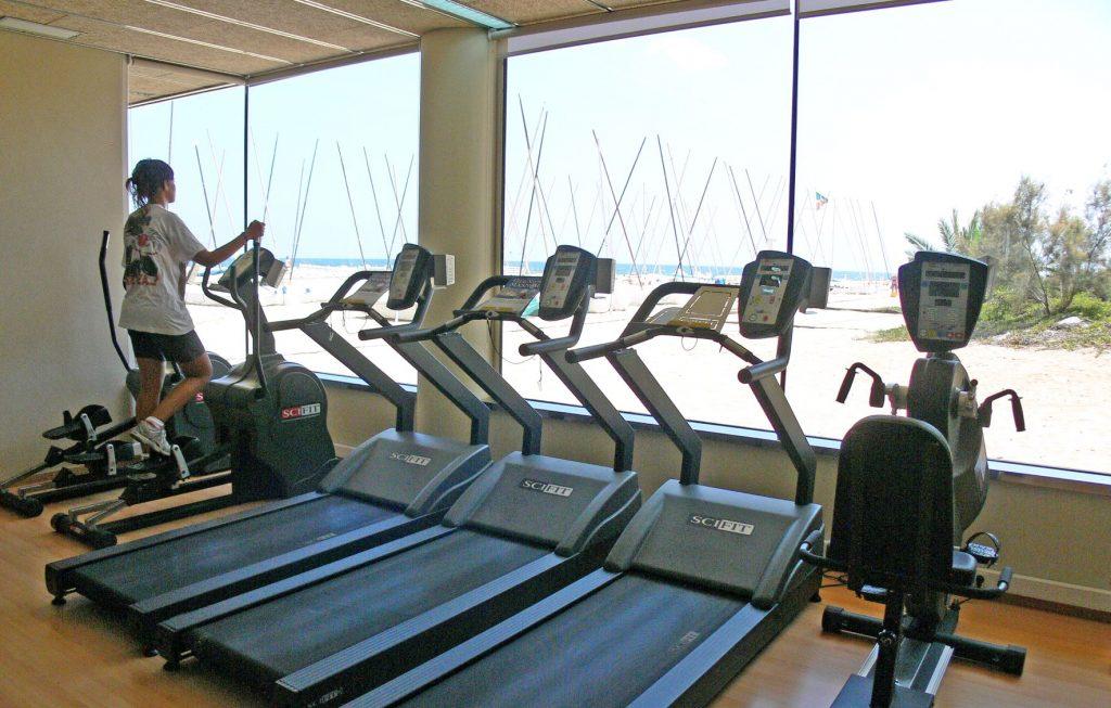 fitness, sala, gimnàs, instalacions, club, nàutic, gim, musculació, cardio, eliptica, màquina