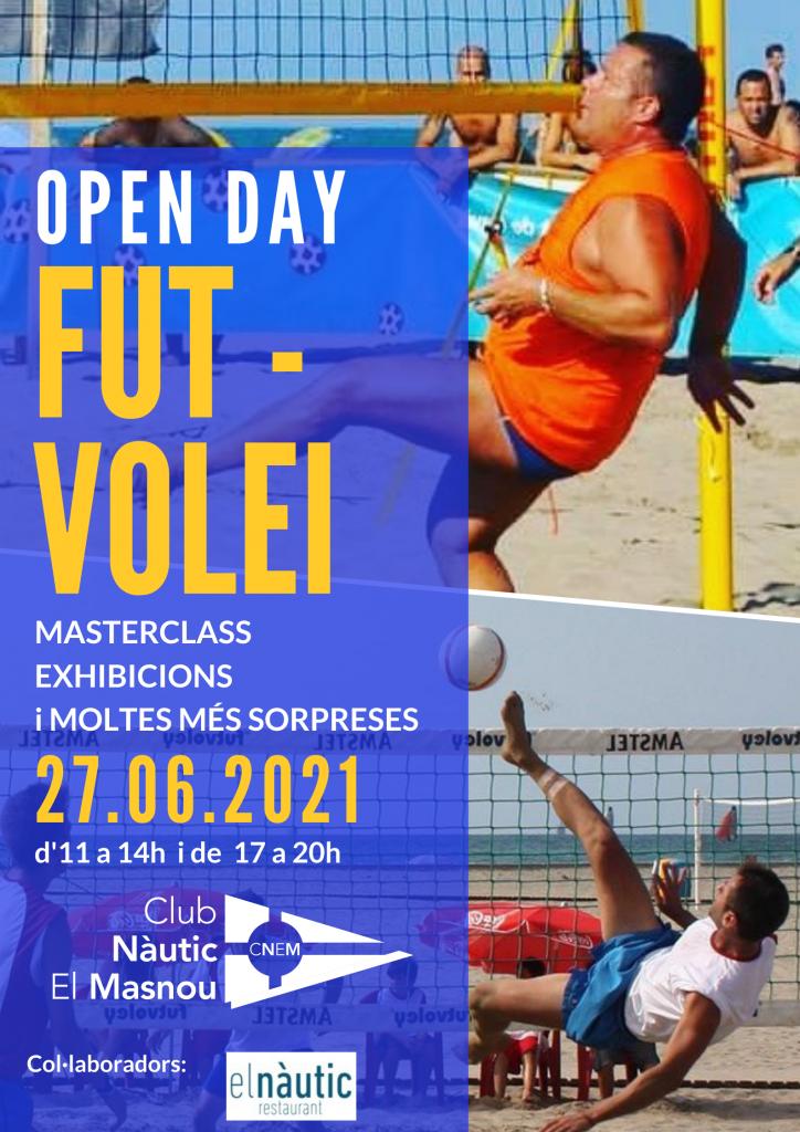 2021 Open Day FUTVOLEI