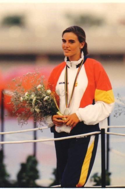 Natàlia Via Dufresne, 1992, Barcelona, palmarès, nautic, medalla, JJOO, olímpica, història