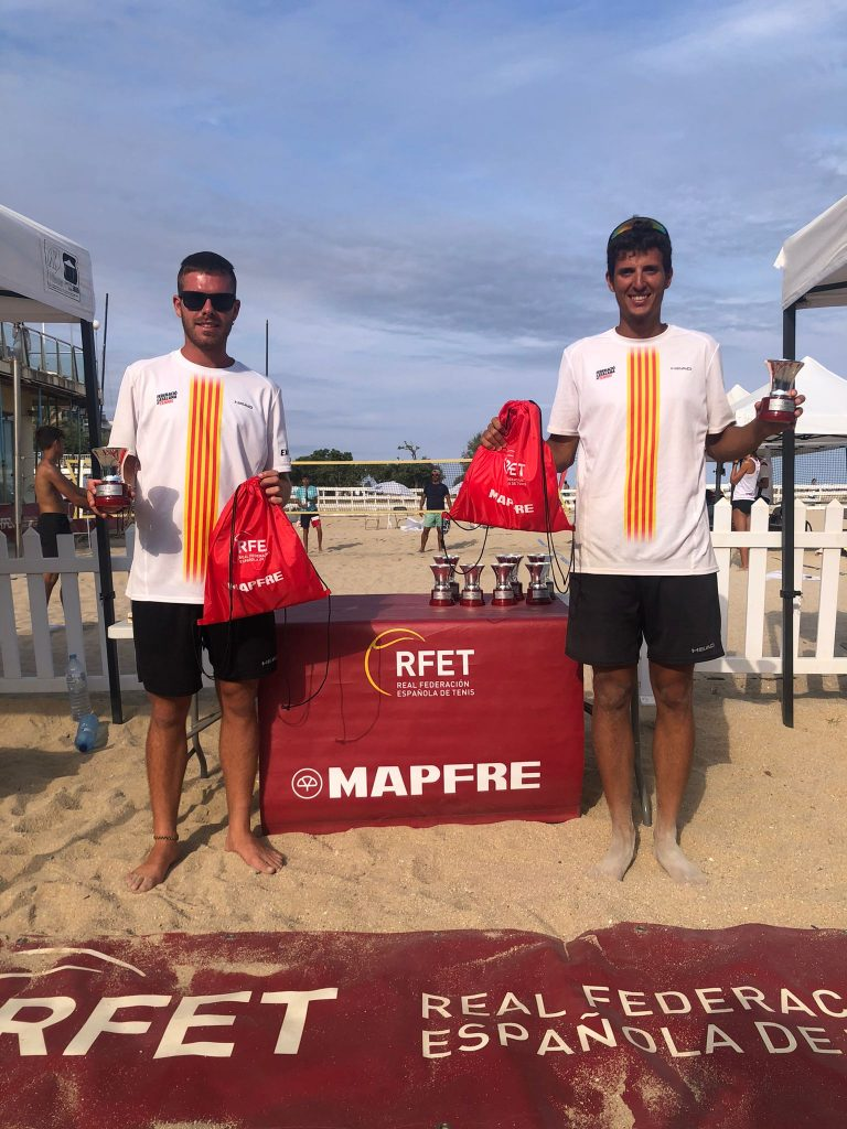 2021 07 25 Lliga Mapfre Beach Tennis (4)