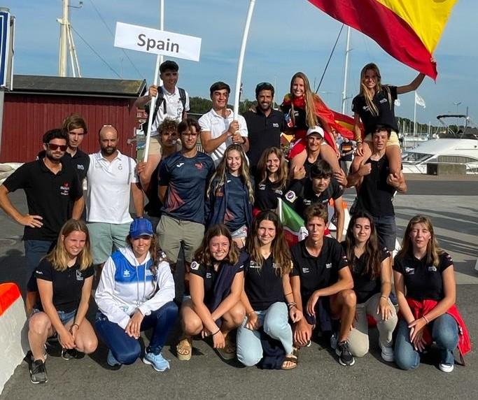 Campionat del Món, Europa, Suècia, 2021, equip, Espanya