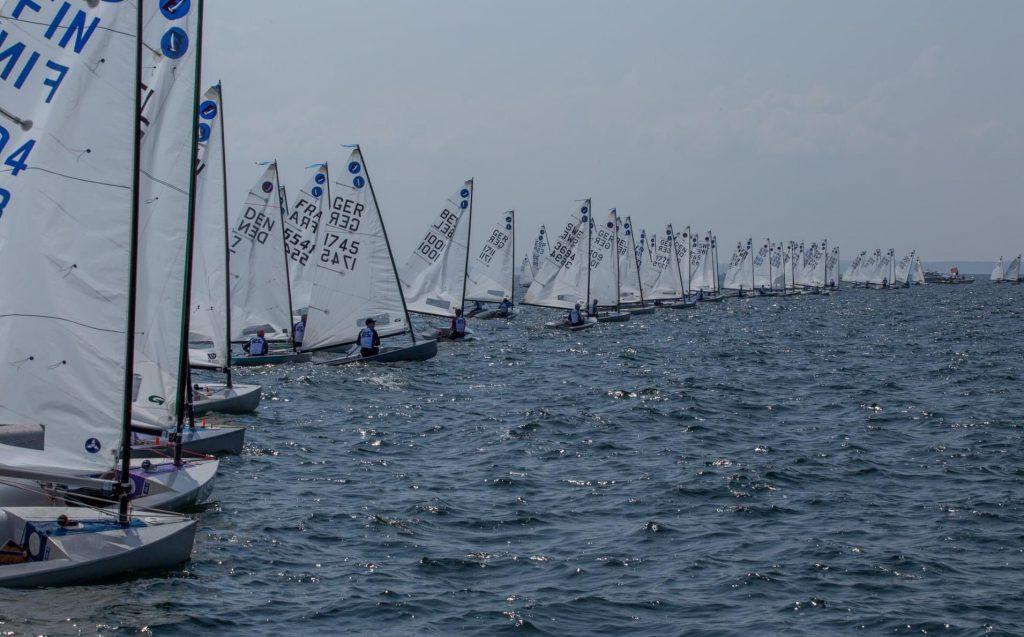 Campionat del Món, Europa, 2021, regata