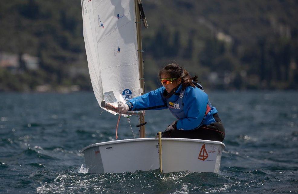 2021, Campionat del Món, Optimist, Ona Garcia