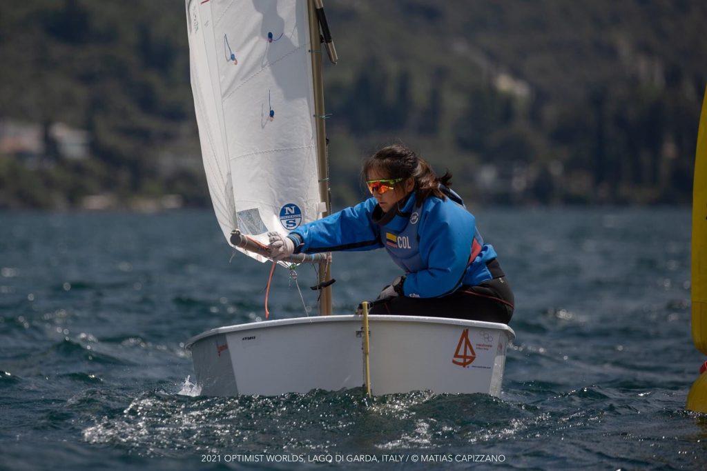 2021 Campionat Mon Optimist - Ona Garcia