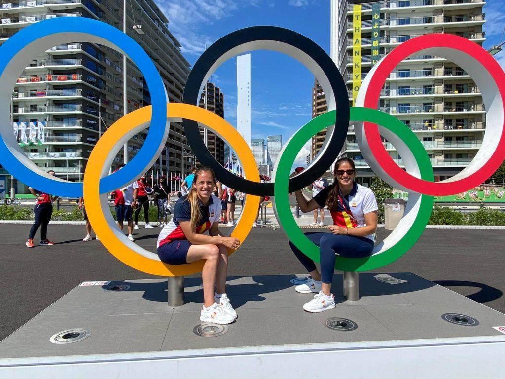 JJOO, Tokio 2020, Silvia Mas, Patricia Cantero