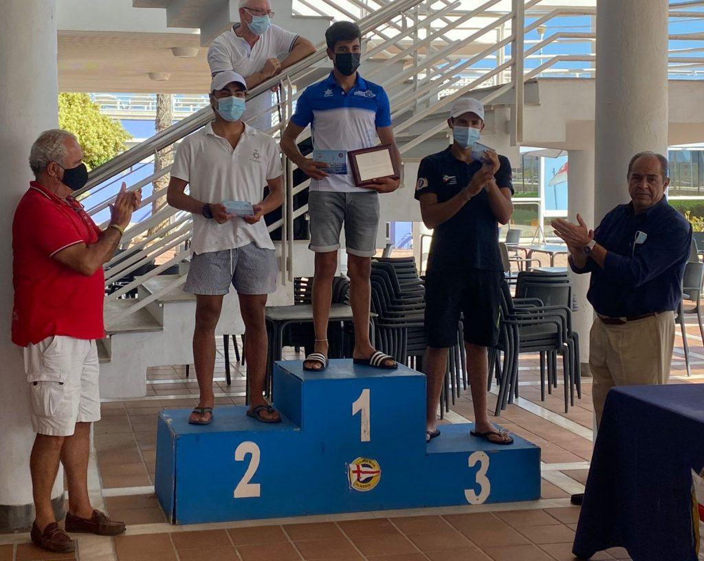 Campionat Espanya, Europa, almeria, 2021, Daniel Cabré, 3r, podi